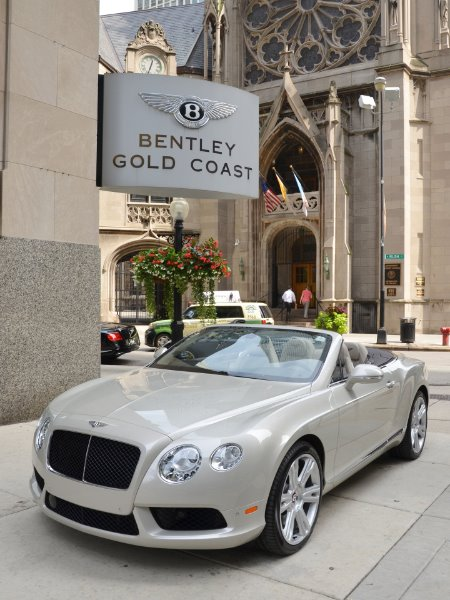 Rolls Royce Gold Coast:: 2013 Bentley Continental GTC V8 - Pre-Owned ...