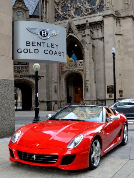 Rolls Royce Gold Coast 2011 Ferrari 599 Sa Aperta Pre Owned