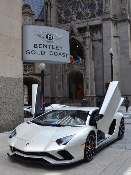 Rolls Royce Gold Coast 2017 Lamborghini Aventador S Lp 740 4 S