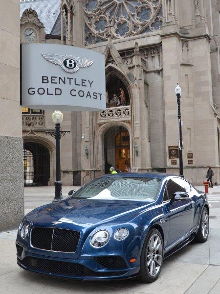 Rolls Royce Gold Coast:: 2016 Bentley Continental GT V8 S - Pre ...