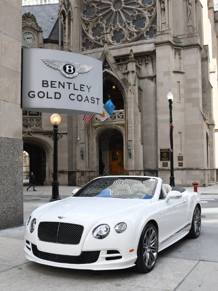 2015 Bentley Continental GTC Speed GT Speed