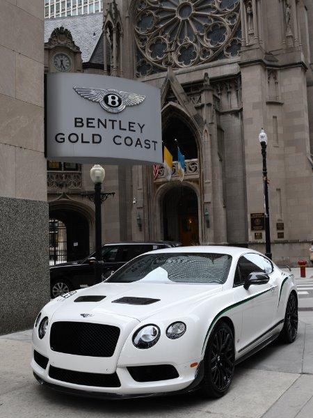 Rolls Royce Gold Coast:: 2015 Bentley Continental GT3-R - New Inventory