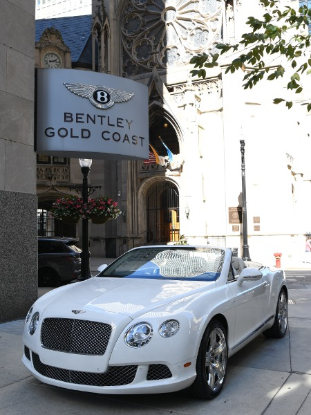 2013 Bentley Continental GT Convertible GT