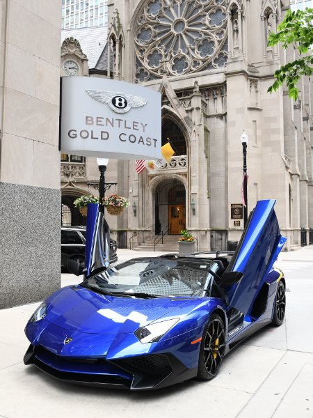 Rolls Royce Gold Coast 2017 Lamborghini Aventador Sv Roadster Lp