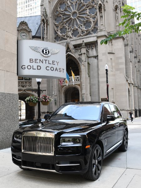 Rolls Royce Gold Coast 2019 Rolls Royce Cullinan New Inventory