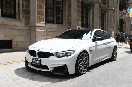 2016 BMW M4 Competition PKG