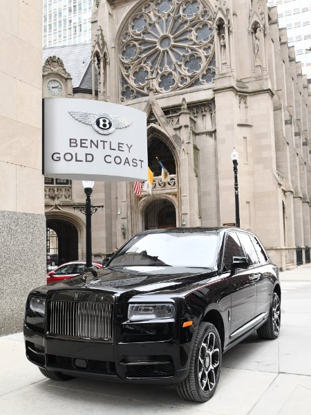 2020 Rolls-Royce Cullinan Black Badge