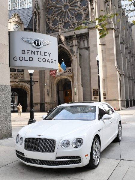 2015 Bentley Flying Spur W12 W12